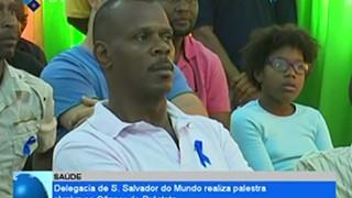 Moradores de Achada G.Trás na cidade da Praia, fazem consulta gratuita de rastei