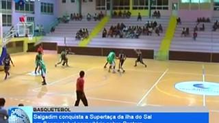 Salgadim conquista a Supertaça da ilha do Sal em Basquetebol com vitória sobre P
