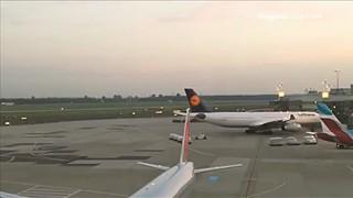 Despedida da Air Berlin dos voos de longa distância gera pânico