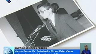 Vemon Penner Ex-Embaixador EUA em Cabo Verde testemunha acção diplomática de Ari
