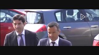 Nem uma palavra: Jorge Mendes ?engolido? por dezenas de jornalistas