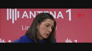 Ana Catarina Mendes, secretária-geral adjunta do PS, à Antena1