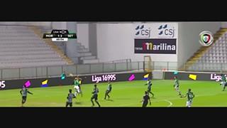 Moreirense FC, Jogada, Edno, 61m