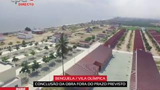 Vila Olimpica-conclusa?o da obra fora do prazo previsto