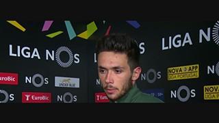 Liga (27ª): Flash interview Nélson Monte