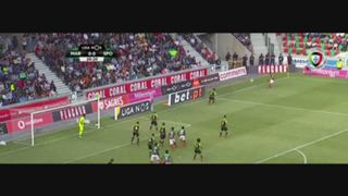Marítimo M., Golo, Joel, 31m, 1-0