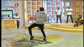 Batalha final de Hip Hop Freestyle