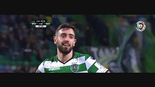 Sporting CP, Jogada, Bruno Fernandes, 68m