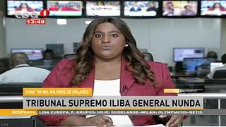 Tribunal supremo decreta prisa?o domiciliar de Norberto Garcia e Jose? Arse?nio