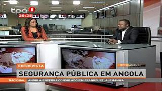 Segurança Pública em Angola