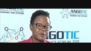 Representante da UNITEL fala dos projectos virados aos jovens e crianças