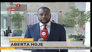 Bienal de Luanda aberta hoje