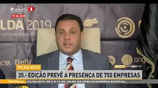 FILDA 2019 35ª Edic?a?o prev^a presenc?a de 750 Empresas