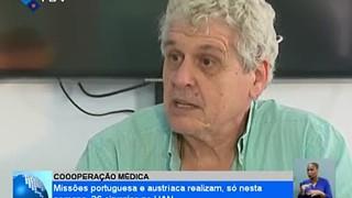 Missões portuguesa e austríaca realizam, só nesta semana, 26 cirurgias no Hospit