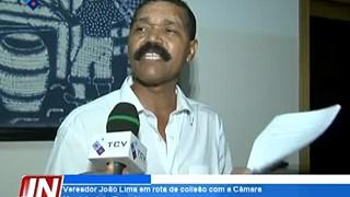 Vereador João Lima em rota de colisão com a Câmara Municipal do Porto Novo