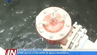 ARME aprova novas tarefas de água e saneamento para 2020