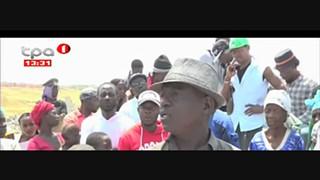 Construc?oes e venda ilegal de terrenos - Tribunal de Benguela ordena demolic?a?