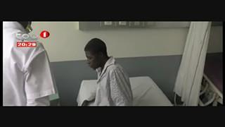 Hospital Central do Lubango - Doentes com alta abandonados pelos familiares