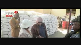 Seca no Namibe - Virei e Bibala recebem rac?a?o animal