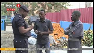 Combate ao Crime - Mais de mil kilogramas de liamba apreendidos no Bengo