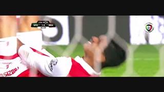 SC Braga, Caso, Danilo, 84m