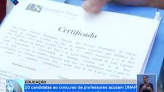 20 candidatos ao concurso de professores acusam DNAP de as prejudicar, e desvalo