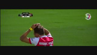 SC Braga, Jogada, André Horta, 81m