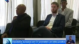 Deputados europeus em Cabo Verde prometem um lobby positivo junto da União Europ
