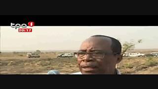 Fami?lias do buraco do Tunga Ngo recebem terrenos em viana