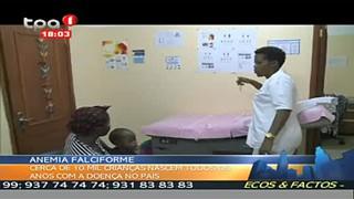 Anemia Faciforme - Inaugurado centro de apoio