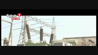 Melhorado fornecimennto de Energia ele?trica nos municipios de Cazengo e Golungo