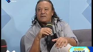Show da Manhã: Letras Soltas com Tchalê Figueira -Escritor -Lvro