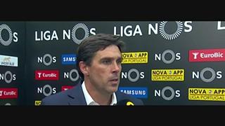 Liga (34ª): Flash interview Daniel Ramos