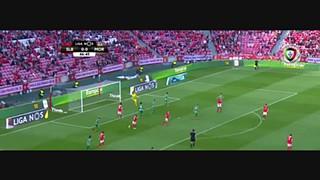 SL Benfica, Jogada, Salvio, 47m