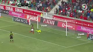 Marítimo M., Golo, G. Ghazaryan, 92m, 2-1