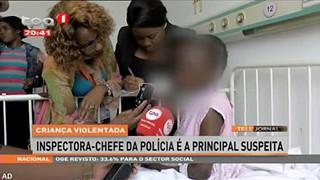 Crianc?a violentada - Inspectora-Chefe da poli?cia e? a principal suspeita