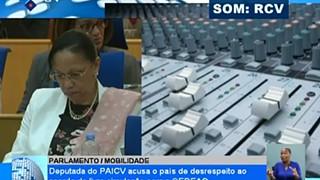 Deputada do PAICV acusa o país de desrespeito ao acordo de livre circulação com