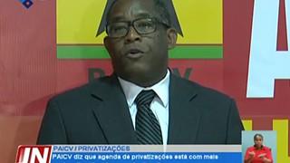 SG do PAICV considera normais as manifestações de candidaturas à liderança do pa