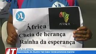 Associação do Alumni Yali Cabo Verde promove marcha para marcar o Dia de África