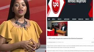 Noticias em 1 Minuto com Joana dos Santos