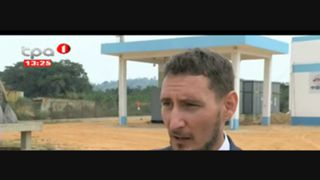 Energia e Agua - Tecnologia alea? suporta projectos em Cabinda