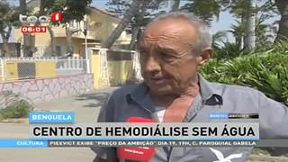 Benguela - Centro de Hemodia?ise sem A?gua