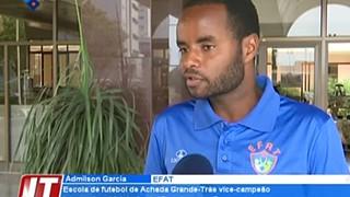 Escola de futebol de Achada Grande Trás é vice-campeão internacional de futebol
