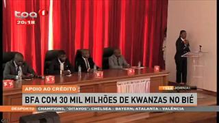 """Apoio ao Crédito"" BFA com 30 mil milhões de Kwanzas"