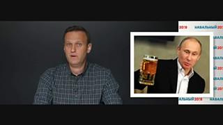 Opositor russo divulga vídeo da suposta mansão de férias secreta de Putin
