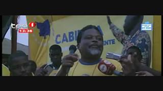 CASA-CE em contacto com eleitores da povoac?a?o do CHinga,Cabinda
