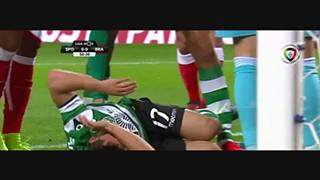 Sporting CP, Caso, Daniel Podence, 51m