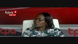 Em ana?lise - Aumento de casos de te?tano nos hospitais de Luanda