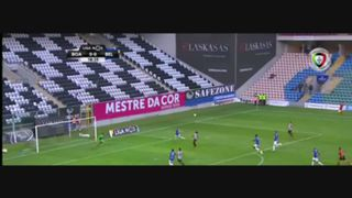 Boavista FC, Golo, Kuca, 19m, 1-0