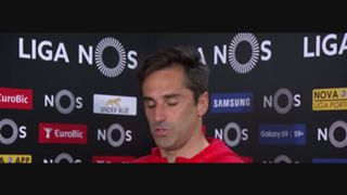 Liga (34ª): Flash interview Jonas